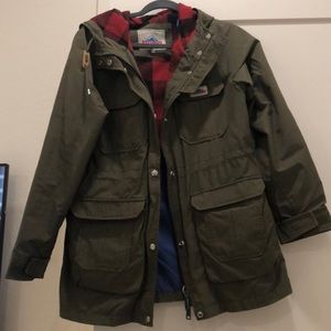 Green Madewell x Penfield Utility Kasson Jacket